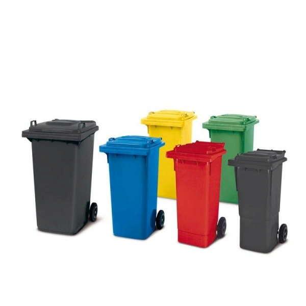 Abfalltonne Müllbehälter Mülltonne Bis 240 Liter Han Tl 60
